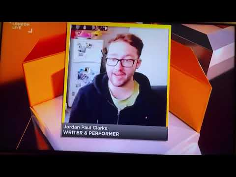 Social Media musical 'PUBLIC DOMAIN' transfers to the West End! London Live TV News reports