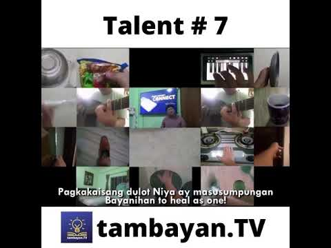 Tambayan TV Got Talent I Jireh F. Orobia