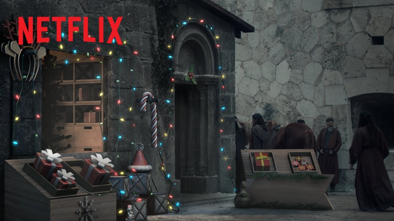 Noche de ¿paz? | The Witcher | Netflix