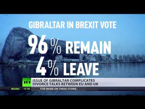 Divorce dispute continues - Will Gibraltar stay with UK after Brexit ?