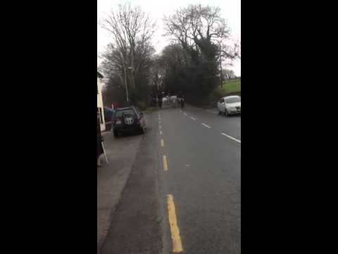 New Years Day Muskerry Hunt in Aherla
