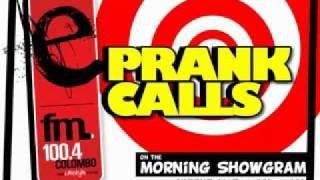 travel insurance e fm prank call