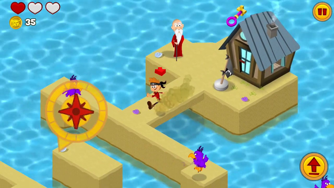 Mathland: Educational Video Game for kids