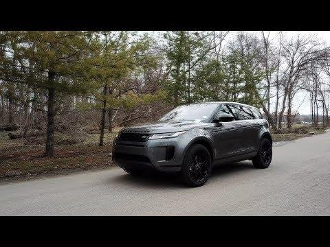 The 2020 Range Rover Evoque in Des Moines | Land Rover Des
