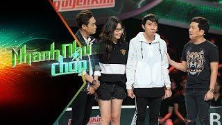 Team Xinh Đẹp Jakii Hạ Gục Hoàn Toàn Team Cris 3-0| HTV Nhanh Như Chớp | Tập 32 Full HD
