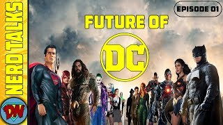 FlashPoint & DC Movies Future | Nerd Talks Ep 01 | Explained in Hindi