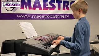 KASZTANY z rep. Nataszy Zylskiej gra: Ignacy - Szkoła Muzyczna MAESTRO w Biłgoraju