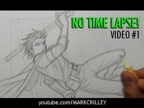 No Time Lapse! Part 1: Pencils [1 of 4]