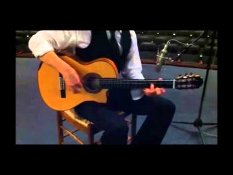 William Laskin Flamenco Guitar played by Jesse Cook