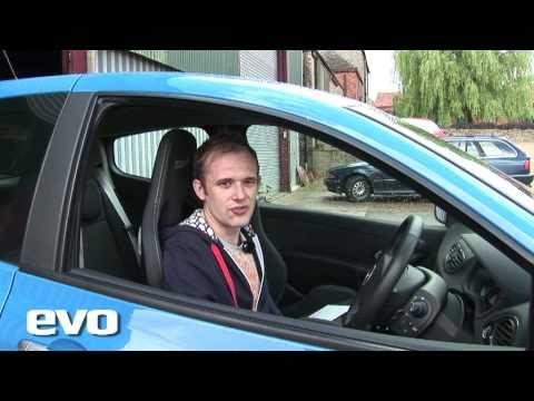 Renaultsport Clio 200 Cup rolling road test - evo Magazine
