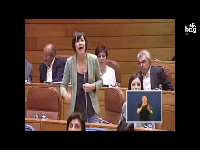 """""""O modelo forestal do PP é unha ruína para Galiza e só ten un beneficiario, ENCE"""""""