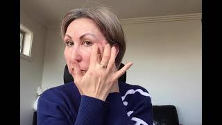 Facial massage | After 50, 60, 70+ | Yoga for face