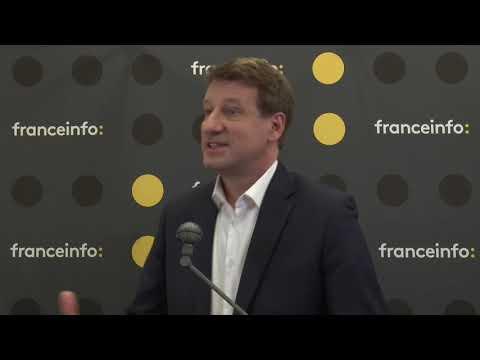 #VotreEurope : Yannick Jadot (Europe Écologie-les Verts) répond à la question des internautes