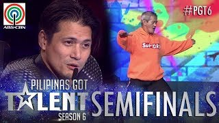 Pilipinas Got Talent 2018 Semifinals: Pedro Lachica - Pop & Lock