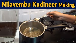 Nilavembu Kudineer for Dengue | Kitchen Galatta | Sun TV Show