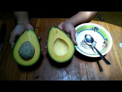 How To Eat Avocado Raw