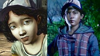 NUESTRA PEQUEÑA CLEMENTINE | The Walking Dead: A New Frontier (trailer)