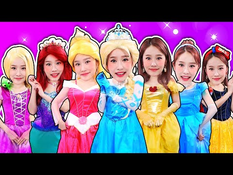 Disney Princess Costume Runway show