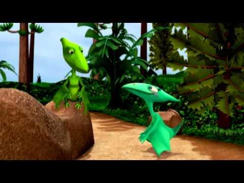 Смотреть онлайн бесплатно мультфильм поезд динозавров в хорошем качестве