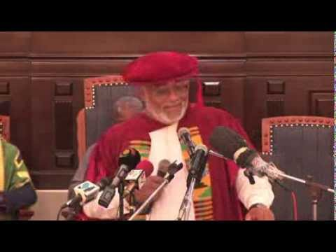 Acceptance Speech by His Excellency, Flt. Lt. Jerry John Rawlings (Rtd)