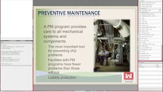 Introduction to Indoor Air Quality (IAQ)