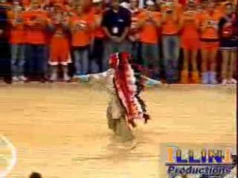Chief Illiniwek Last Dance, Tribute - Official Vid