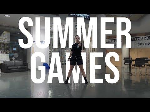 Summer Games   Raphaele Lemire Choreography