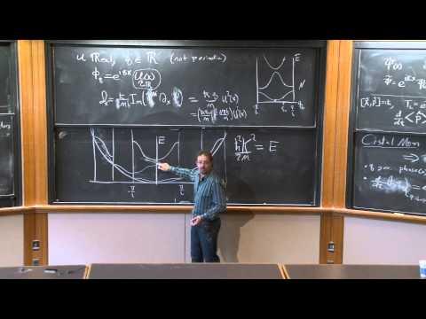 22. Metals, Insulators, and Semiconductors