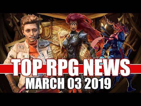 Top RPG News Of The Week - Mar 03 2019 (The Outer Worlds, Darksiders 3, Dead Cells)