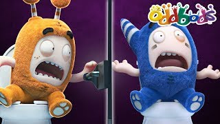 ODDBODS - TOILET TROUBLES | NEW FULL EPISODES | The Oddbods Show | Funny Cartoons For Children