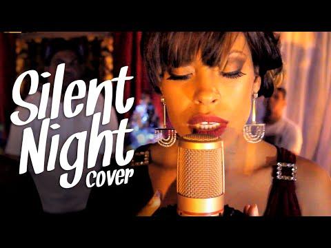 Silent Night (Noche de Paz) - Christina Aguilera (Débora Pinheiro Cover)
