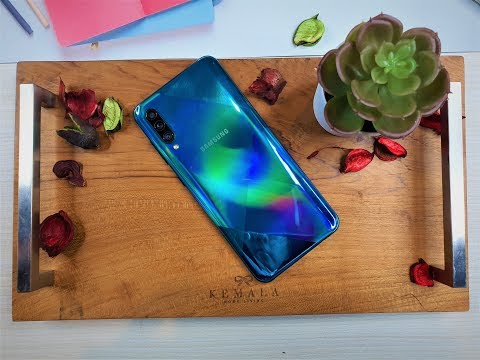 SAMSUNG Galaxy A50s : Unboxing, NFC, Video Camera Test, Antutu Benchmark