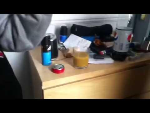 Coke and orange juice mixed together challenge