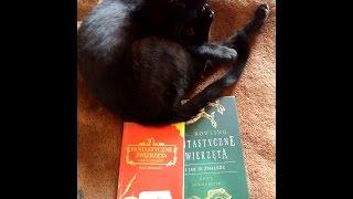 Fantastyczne zwierzęta i jak je znaleźć - nowe vs stare wydanie (gościnnie Kot Klakier)