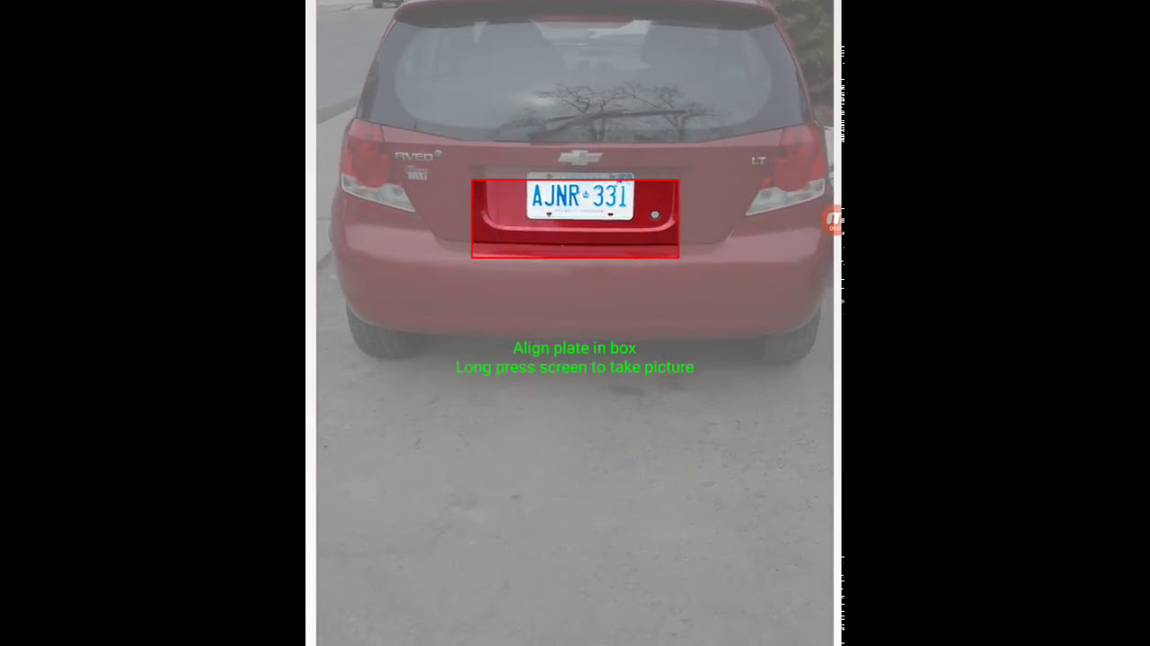 License Plate Scanner >> License Plate Recognition Automates Parking Enforcement