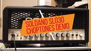 Soldano SLO30 Classic | Playthrough Demo