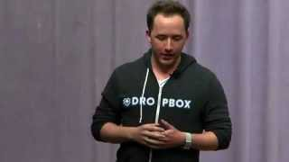 Drew Houston (Founder Dropbox) - Talk - Finding Your Way as an Entrepreneur @ Stanford University