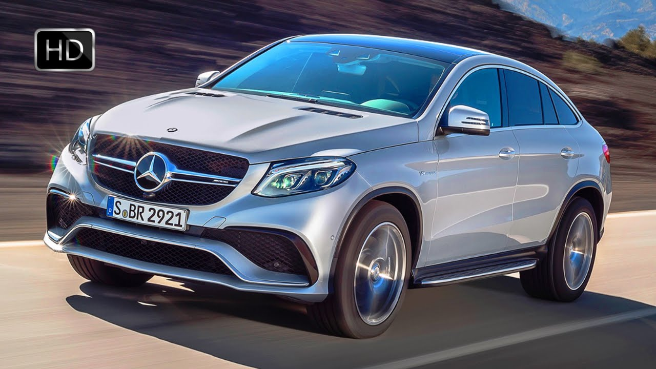 2016 mercedes amg gle 63 sport coupe 4matic suv trailer hd. Black Bedroom Furniture Sets. Home Design Ideas