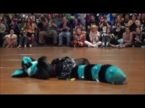 Qyt - Rocky Mountain Fur Con 2016 Fursuit Dance Competition