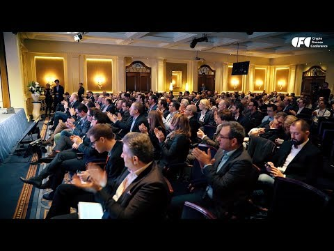 Crypto Finance Conference 2018  / Trailer