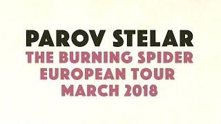 Parov Stelar - The Burning Spider Teaser II European Tour March 2018