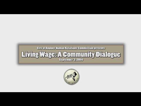 Living Wage Forum FULL