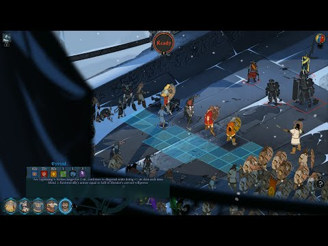 You'll Probably Die Here - The Banner Saga #26 |