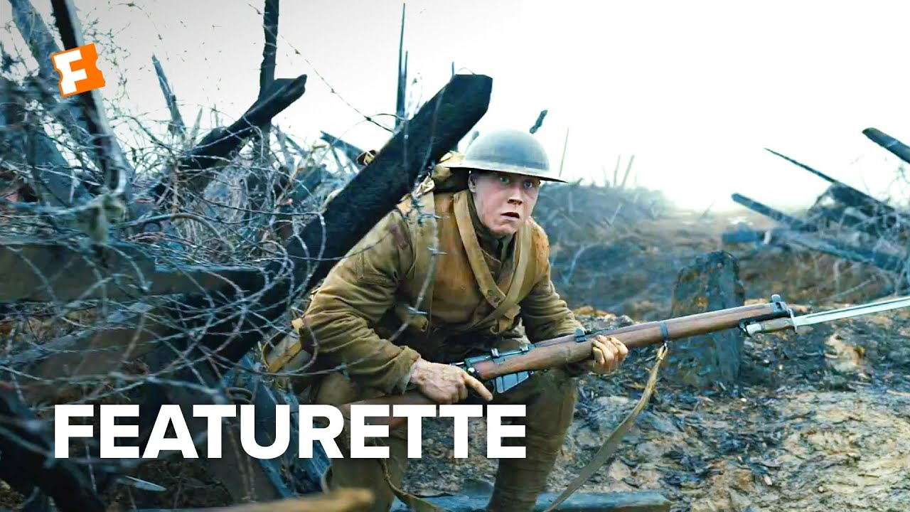 1917 Featurette - Behind the Scenes (2019)   Movieclips Trailers