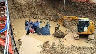 Рабочие обнаружили ЖУТКИЙ ТАЙНИК, такой КЛАД не ожидал никто!