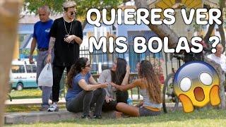 QUIERES VER MIS BOLAS ??? | BROMA PESADA - NoTePiquesTV