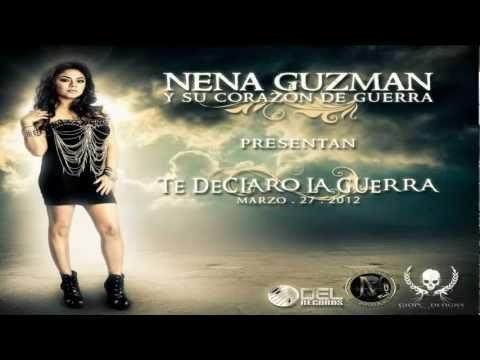 Nena Guzman - La Intrusa (Estudio 2012) **CD TE DECLARO LA GUERRA**