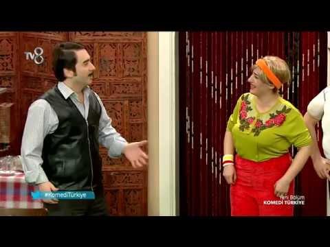 Komedi Türkiye - Tuğçe Karabayır'ın Pilates Skeci (1.Sezon 3.Bölüm)