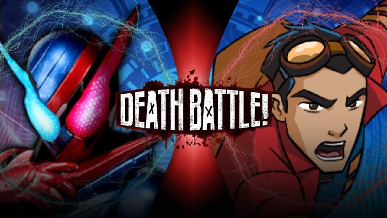 Fan Made Death Battle Trailer: Build VS Rex Salazar (Kamen Rider VS Generator Rex)