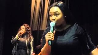 "Jekalyn Carr ""Amazing Grace Gospel Medley """